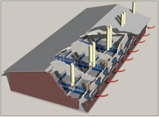 Big Dutchman Coolbox Diagram