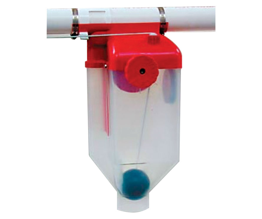 Ultra-Drop Feed Dispenser