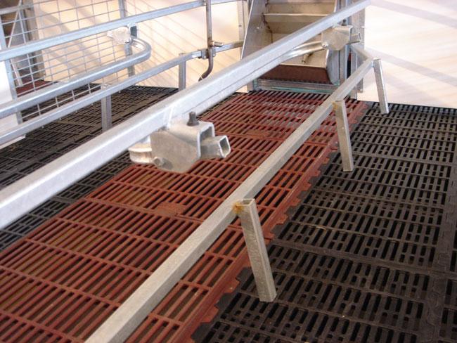 Cast Iron Flooring