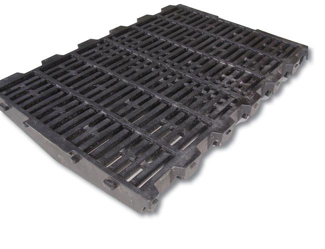Plastic Polygrate Flooring Farrowing