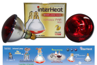 Light Bulbs Heat
